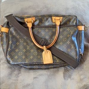 Louis Vuitton Icare Briefcase Travel Bag